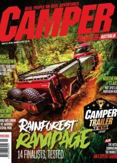 Camper Trailer Australia — January 2018
