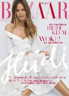 Harper's Bazaar Germany – 01.02.2018
