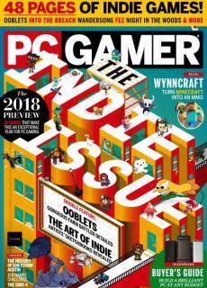 PC Gamer UK — February 2018