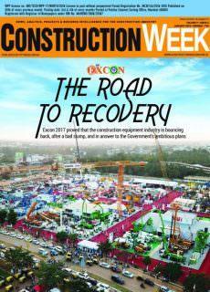 Construction Week India — January 2018
