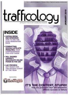 Trafficology — January 2018
