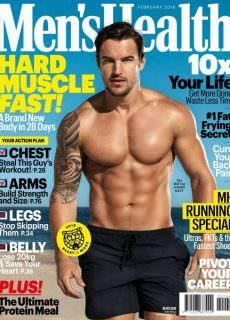 Men's Health South Africa – 01.02.2018
