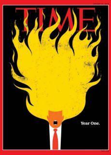 Time USA — January 22, 2018