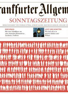 Frankfurter Allgemeine Sonntags Zeitung – 21.01.2018