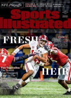 Sports Illustrated USA — January 15, 2018