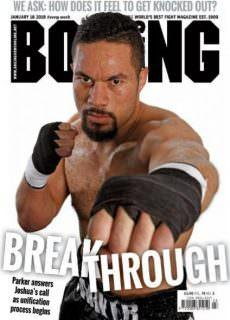 Boxing News — January 18, 2018