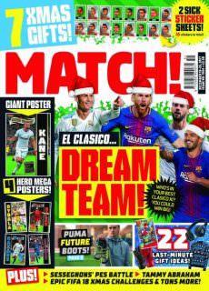 Match! — December 19, 2017