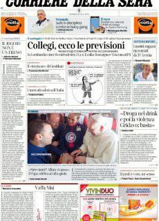 Corriere della Sera – 19.01.2018