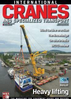 Int. Cranes & Specialized Transp — December 2017