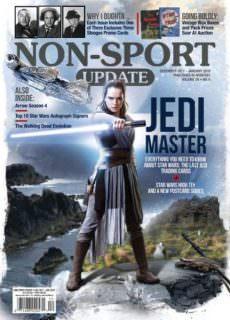 Non-Sport Update — December 2017 — January 2018