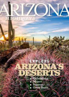Arizona Highways — February 2018