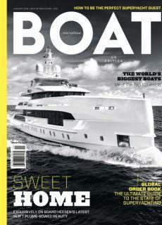 Boat International US Edition — January 2018