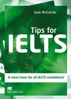 Mccarter Sam Tips For Ielts