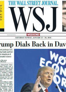 The Wall Street Journal – 27.01.2018 – 28.01.2018