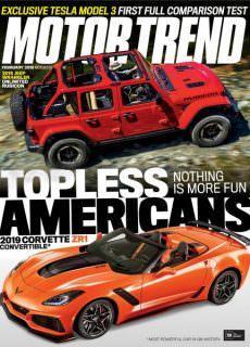 Motor Trend — February 2018