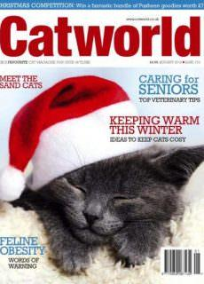 Cat World — anuary 2018
