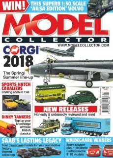 Model Collector — February 2018