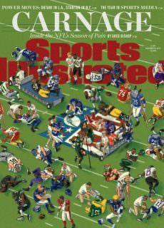 Sports Illustrated USA — December 18, 2017