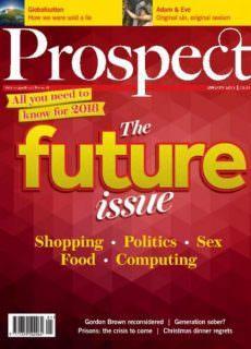 Prospect Magazine — January 2018