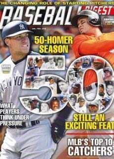 Baseball Digest — January 2018
