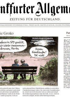 Frankfurter Allgemeine Zeitung – 16.01.2018