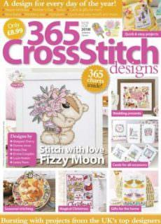 365 Cross Stitch Designs — Volume 7 2018