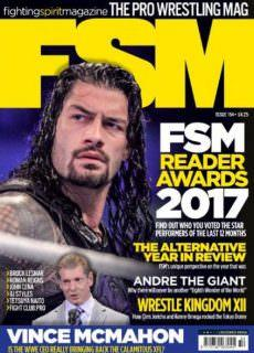 Fighting Spirit Magazine — Issue 154 2018