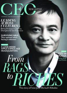 The CEO Magazine Asia — January 2018
