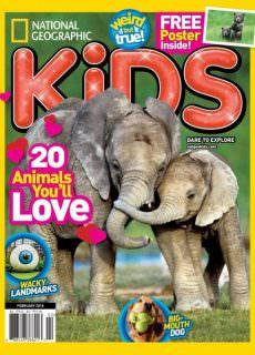 National Geographic Kids USA – 01.02.2018
