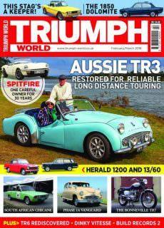 Triumph World — February-March 2018