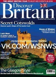 Discover Britain – 02.2018 – 03.2018