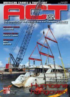 American Cranes & Transport — January 2018