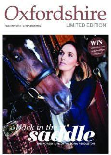 Oxfordshire Limited Edition – February 2018