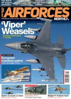 Airforces Monthly — February 2018