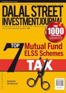 Dalal Street Investment Journal — January 12, 2018
