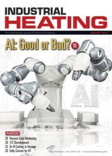 Industrial Heating — January 2018