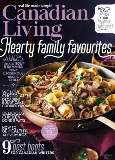 Canadian Living — January 2018