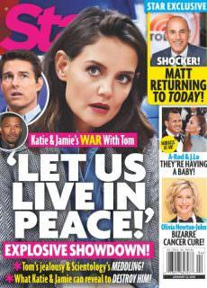 Star Magazine USA — January 22, 2018