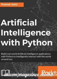 Prateek Joshi – Artificial Intelligence with Python – 2017
