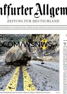 Frankfurter Allgemeine Zeitung – 11.01.2018