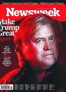 Newsweek International — 05 January 2018
