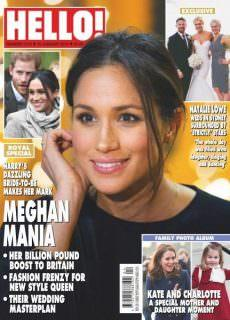Hello! Magazine UK – 22.01.2018