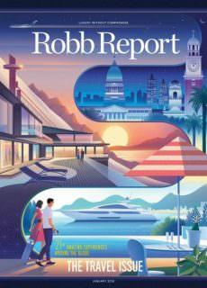 Robb Report USA – 01.01.2018
