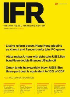 IFR Magazine – January 13, 2018