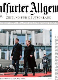 Frankfurter Allgemeine Zeitung – 18.01.2018