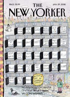 The New Yorker – 29.01.2018