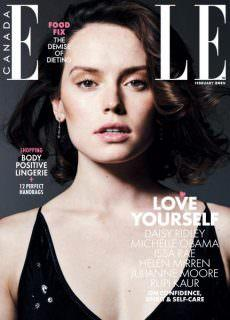 Elle Canada — February 2018