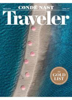 Conde Nast Traveler USA — January 2018