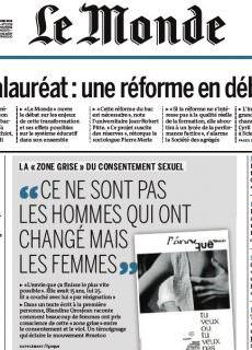 Le Monde – 28.01.2018 – 29.01.2018
