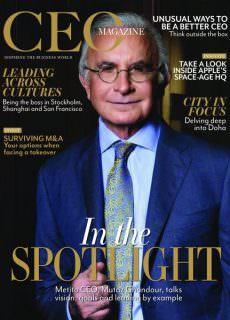 The CEO Magazine EMEA — January 2018
